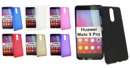 TPU skal Huawei Mate 9 Pro (Svart)