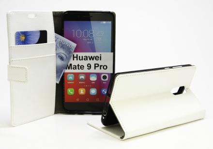 Standcase Wallet Huawei Mate 9 Pro (Vit)