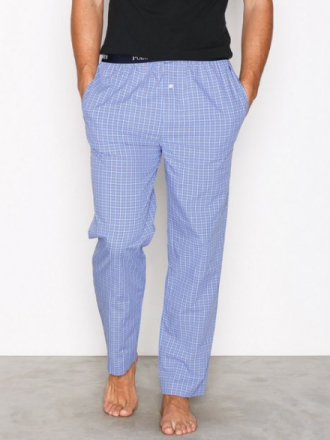 Polo Ralph Lauren Pj Pant-Pant Sleep Bottom Sovplagg Mönstrad