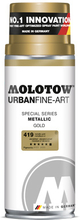 Sprayfärg Akryl UrbanFineArt 400ml - Metallic