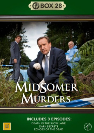Midsomer Murders - Box 28 (2 disc)