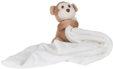 Mumbles Baby Pojkar / flickor Plyscha apan Täcken filt