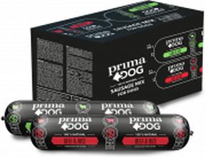 Prima Dog Multipack Köttkorv 4x800g