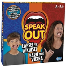 Speak Out - Barn mot Vuxna (Swe)