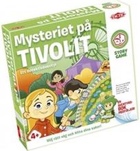Story Game: Mysteriet på tivolit