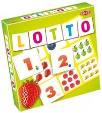 Lotto siffror & frukter