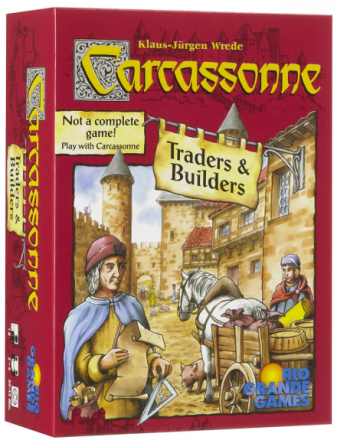 Carcassonne Expansion #2 - Traders and Builders