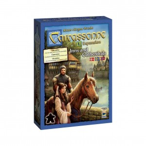 Carcassonne Expansion #1 - Inns and Cathedrals