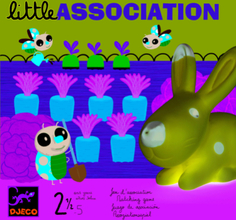 Djeco spel - Little Association