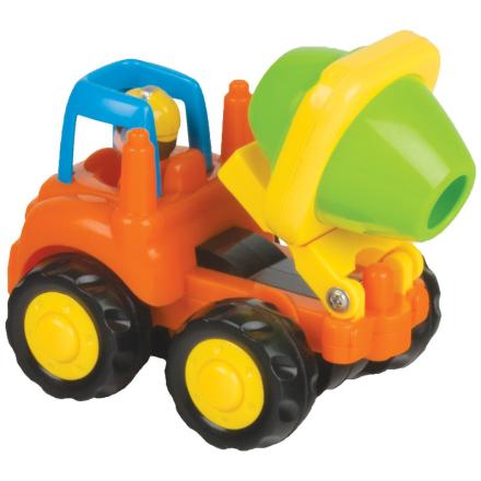 Push-n-go bil (1 st, blandade)