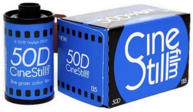 CineStill Xpro 50 Daylight C-41 135/36, CineStill