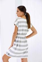 Strandklänning 9305-76 silver (L - Large)