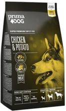 Prima Dog Adult All Breeds Kyckling & Potatis