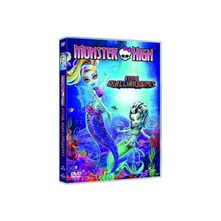 Disney Interactive Studio Monster High - Great Scarrier Reef - DVD