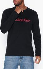 Calvin Klein Underwear L/S Crew Neck Sovplagg Black