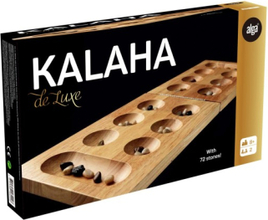 Alga Kalaha Deluxe i trä