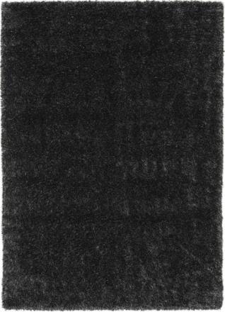 Lotus - Mörkgrå matta 160x230 Modern Matta