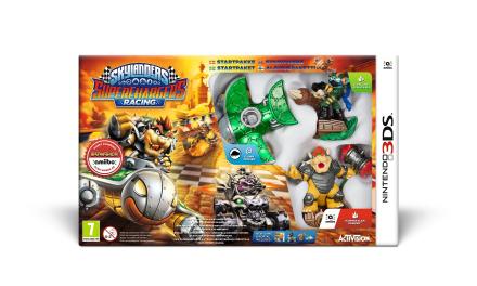 Skylanders SuperChargers, Startpaket, 3DS