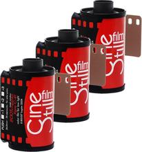 CineStill Xpro 800 Tungsten C-41 135/36 3-pack, CineStill