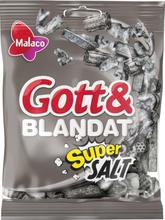 Gott & Blandat Supersalt 130g - 22% rabatt