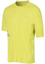 BABOLAT Flag Core T-shirt Lime (S)