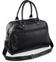 Original Retro Bowling Bag Black