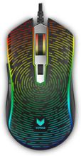 Mouse Gaming V25S Optisk Svart