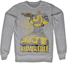 Bumblebee Distressed Sweatshirt, Sweatshirt