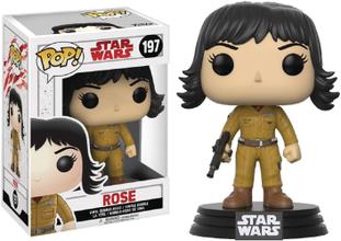POP Star Wars E8 TLJ Rose