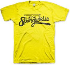Spongadelic T-Shirt, Basic Tee