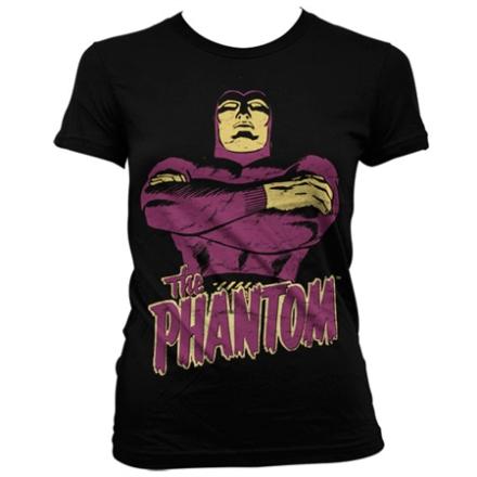The Phantom Girly T-Shirt, Girly T-Shirt
