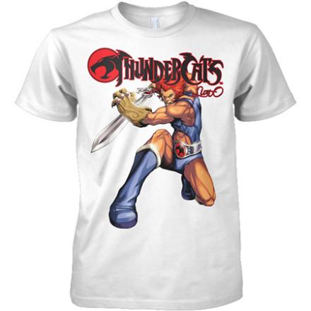 Thundercats Lion-O T-Shirt, Basic Tee