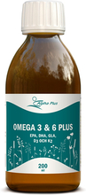 Omega 3 & 6 Plus 200ml