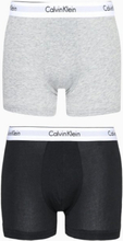 Calvin Klein Underwear Low Rise Trunk 2PK Boxershorts Heather