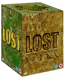 Lost: The Complete Seasons 1-6 (Import - Sv. Text)
