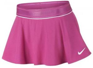 NIKE Girls Flouncy Skirt Fuchsia (XL)
