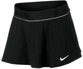 NIKE Girls Flouncy Skirt Black (M)