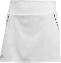 ADIDAS Club Skirt White (med bollfickor) - Girls (S)