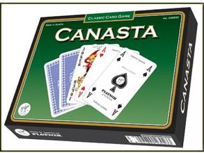 Classic Canasta, Dubbel