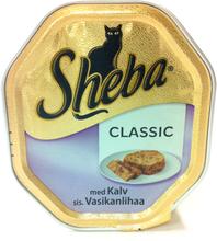 Sheba kattmat classic med kalv - 37% rabatt
