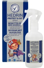 Hedrin Protect & Go Protect & Go 120ml