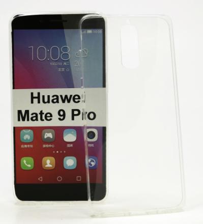 Ultra Thin TPU skal Huawei Mate 9 Pro (Clear)