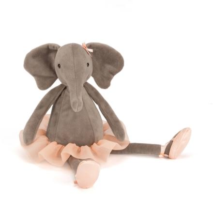 Dancing Darcey elefant (liten, 23 cm)