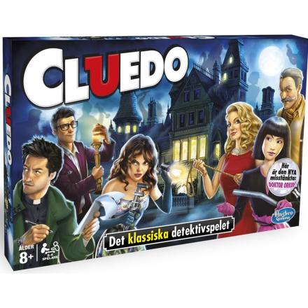 HasbroFamiljespel, Cluedo, SE