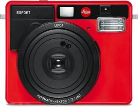 Leica Sofort Röd, Leica