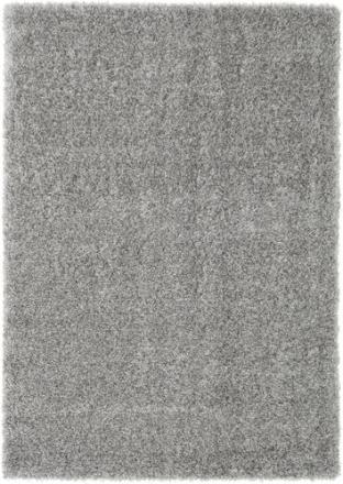Lotus - Silvergrå matta 160x230 Modern Matta