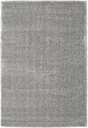 Lotus - Silvergrå matta 200x300 Modern Matta