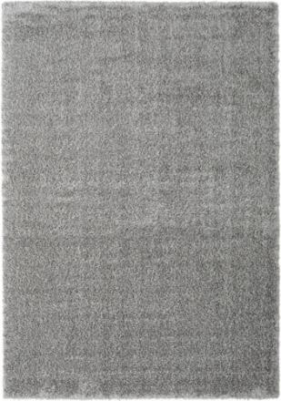 Lotus - Silvergrå matta 240x350 Modern Matta