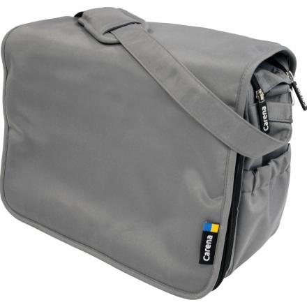 CarenaKoster Skötväska Messenger Bag Grey