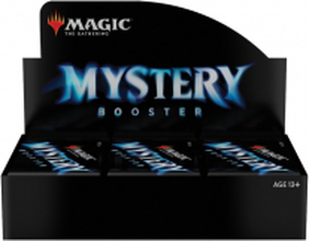 Magic: The Gathering - Mystery Booster Display